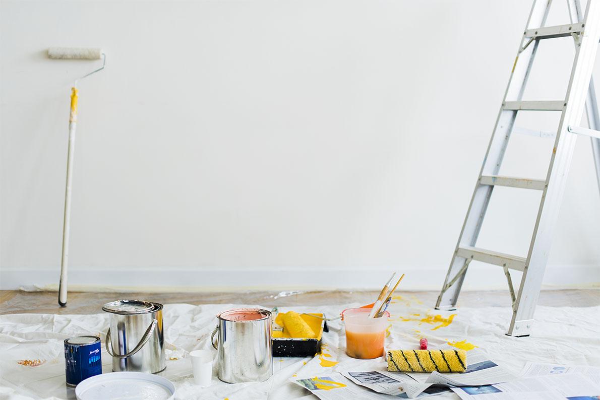 Como elegir el color de pintura para tus habitaciones