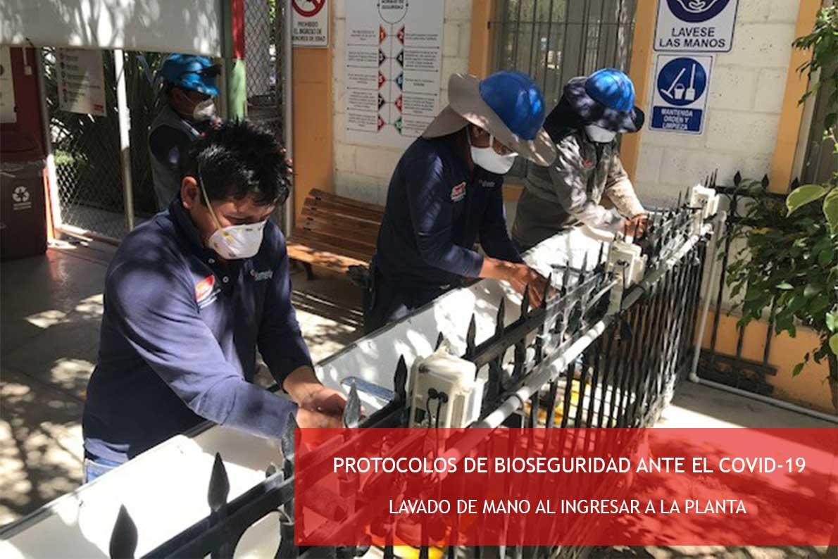 Protocolo de Bioseguridad Ante el Covid-19
